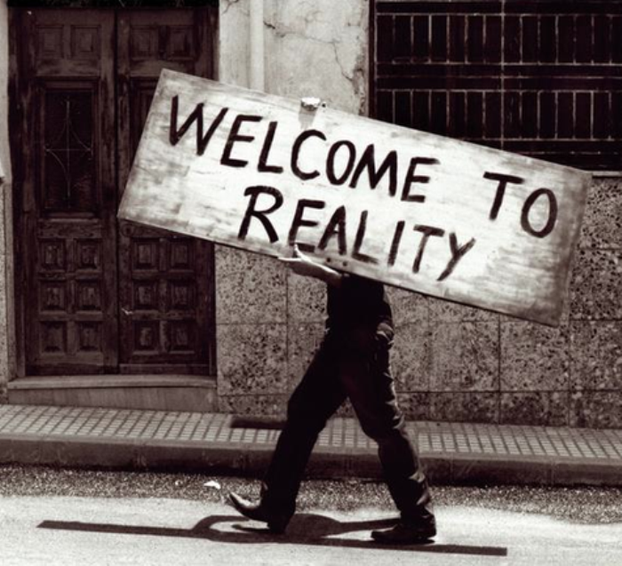 Welcome To Reality - Ross Copperman