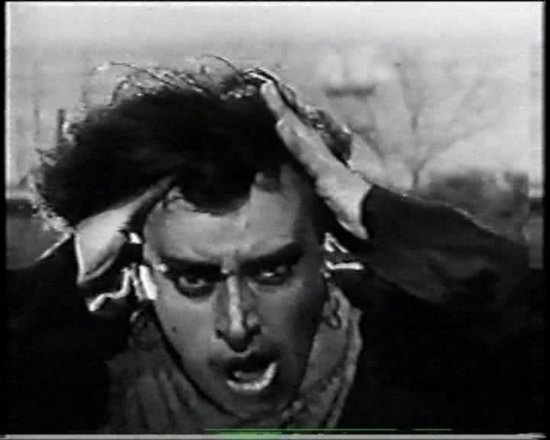 «Психоделічне вторгнення панцерника «Потьомкін» в тавтологічний галюциноз Сергія Ейзенштейна», скріншот (1998)