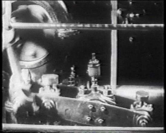 «Ерос і Танатос переможного пролетаріату в психомоторній параної Дзиги Вертова», скріншот (2002)